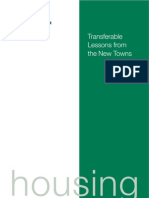 Transferable Lessons From New Towns 0