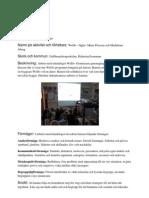 WeDo och vattenhjul undervisningsförlopp