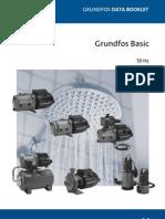 Grundfos Basic Databook