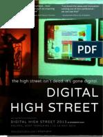 Digital High Street 2013