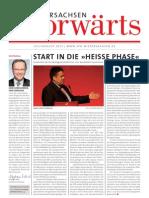 Niedersachsen-Vorwärts Juli / August 2013