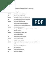 Kantin Dialog