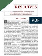 [Alchimie] Anonyme - Lettre Juive 151