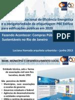 Luciana_Hamada Plano Nacional de Eficiencia Energetica