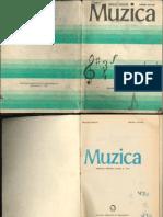 Muzica Clasa a VIa 1982