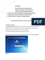 Instal Windows 7