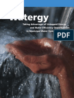 WATERGY_Energy and Water Efficiency