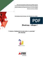 Diretrizes Peas Juventude 2013 - ETAPA 1