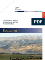 EVALUATION OF DANISH