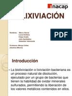 Biolixiviación