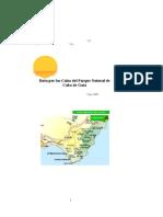 Parque Natural Cabo de Gata_Ruta