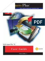 Polymers Plus User Guide Volume 1