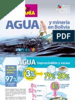 Agua y Minería en Bolivia