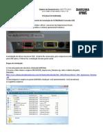 Instalando Impressoras Fiscais USB