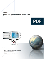 Java para Dispositivos Móviles   CISC 2007