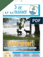 Der Bernauer - Juli 2013