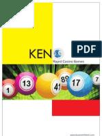 Keno Brochure
