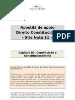 Constituicao e Constitucionalismo