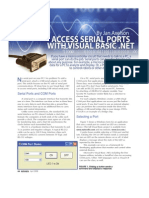 Access Serial Ports