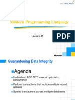 Lecture-11 Guaranteeing Data Integrity