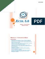 42b7e9239ccad0 Corso Ecdl 5 0 Modulo 1 Concetti Di Base