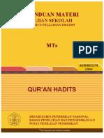MTs05-QuranHadits