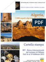 BIT - Dossier de Presse- Italien2012
