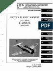 T 28B C Flight Manual