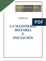 Christian Jacq La Masoneria Historia e Iniciacion