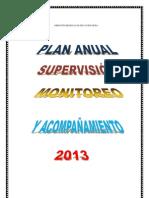 Plan de Supervision