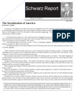 The Schwarz Report - (David Noebel) - Socialization of America & John Keynes (2009)
