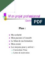 Projet Pro