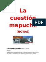 La cuestión mapuche (NOTAS)