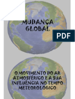 mudança global