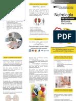 triptico nefrología