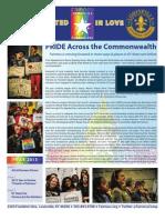 Fairness Campaign Pride 2013 Newsletter