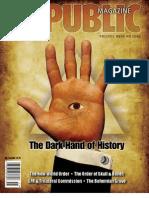 Republic Magazine 11 - The Dark Hand of History (NWO, Etc.)
