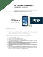 Tutorial Root Samsung Galaxy s3 II