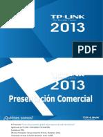 Presentacion TP-LINK Mexico 2013 Road Show Final