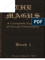Magus a Complete System of Occult Philosophy Book 1