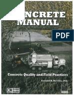 2006 ICC Concrete Manual
