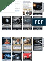 2E Star Trek CCG - Premier Federation Demo Deck