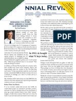 Centennial Review - July 2013