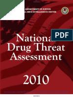 National Drug Threat Assessment 2010 38661p
