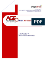 DiagnOptics -AGE Reader Information Package
