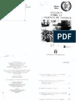 Estudios Sobre La Conquista de America-Meza Villalobos Nestor -