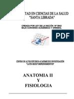 Modulo Anatomia y Fisiologia II Latin