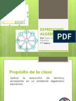 EXPRESIONES ALGEBRAICAS 02