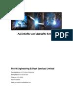 Merit Engineering & Boat Services Ltd_company Profile
