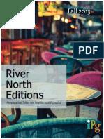 River North Editions Fall 2013 Catalog